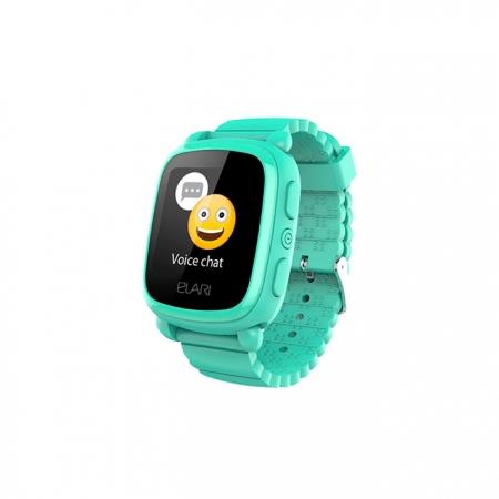 Reloj inteligente con localizador GPS KidPhone 2 de Elari color verde