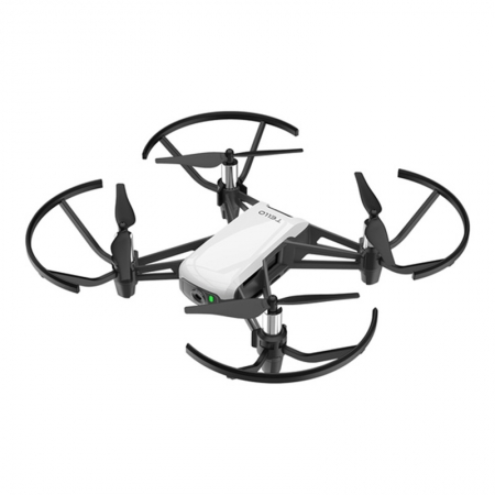 dron juguete DJI tello blanco de regalo