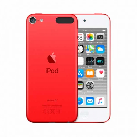 iPod Touch 7ª generación Rojo