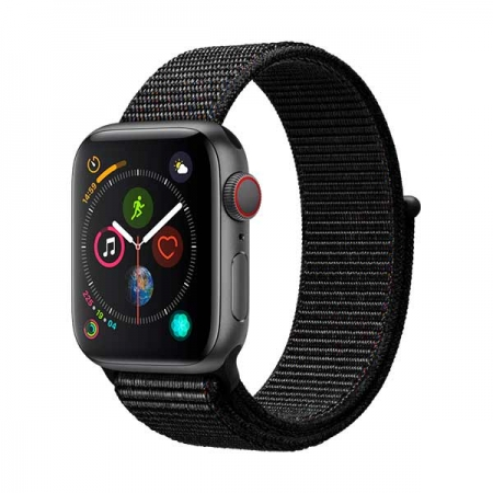 Apple Watch Series 4 40mm GPS+Celular Black Sport Loop