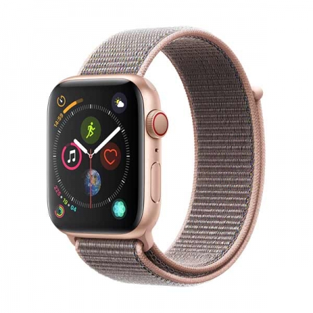 Apple Watch Series 4 40mm Dorado GPS+Celular Pink Sport Loop