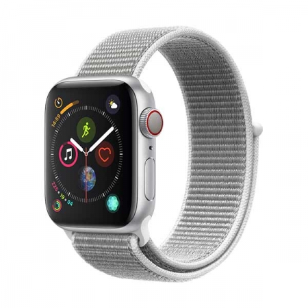 Apple Watch Series 4 40mm Plata GPS+Celular Seashell Sport Loop