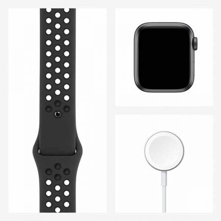 apple-watch-nike-se-40mm-gris-espacial-correa-deportiva-negra