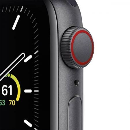 Apple Watch SE Negro con correa loop
