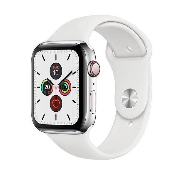 Apple Watch Series 5 Acero inoxidable 44mm plata