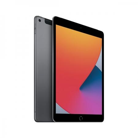 iPad 10.2 pulgadas 2020 Gris Espacial Wifi+Celular