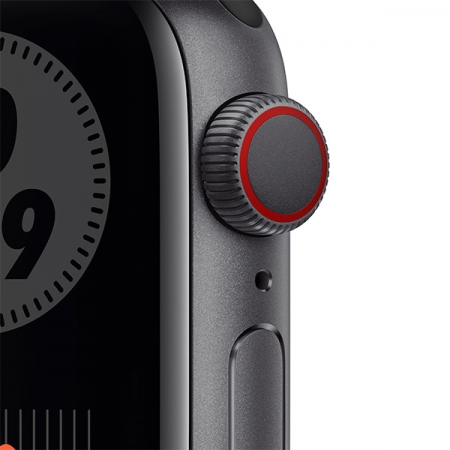 Apple Watch Nike Series 6 40mm GPS+Celular Gris Espacial