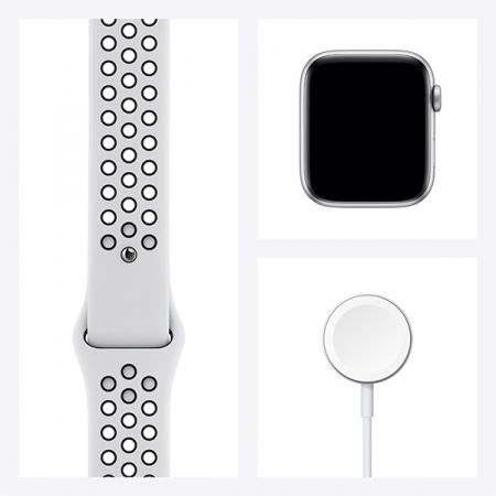 Apple Watch Nike Series 6 44mm GPS+Celular Plata