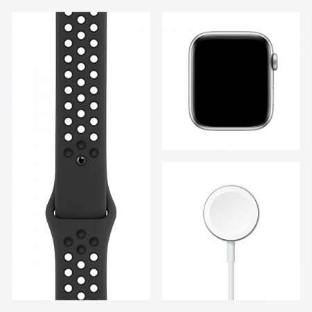 Apple Watch Nike Series 6 44mm GPS+Celular Gris Espacial