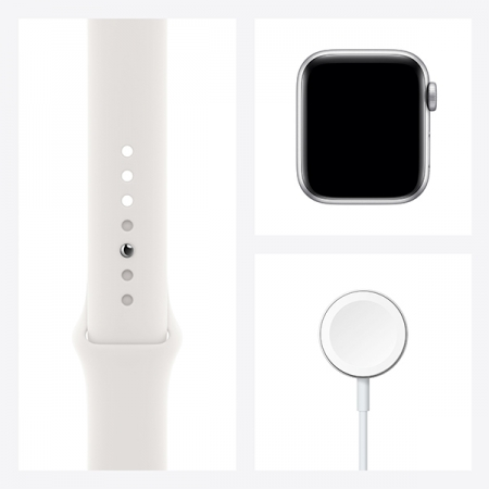 Apple Watch SE 2020 40mm GPS Plata