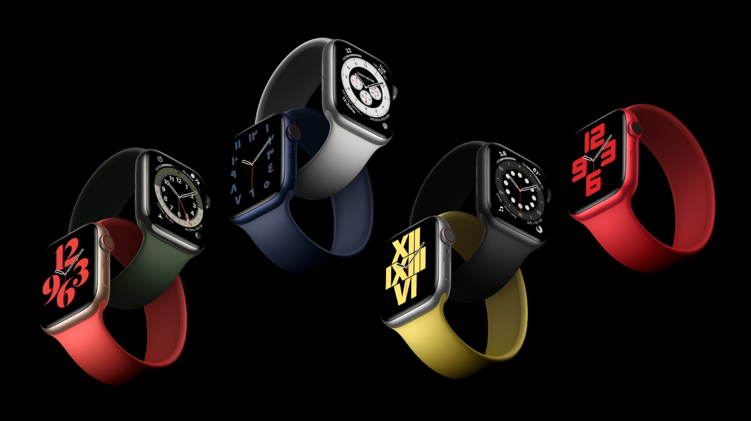 Nuevos Apple Watch 2020