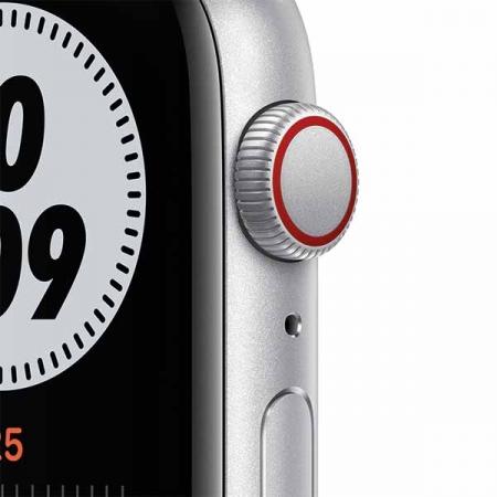apple-watch-nike-se-44mm-gps+cel-plata-correa-deportiva-blanca
