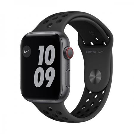 apple-watch-nike-se-44mm-gps+celular-gris-espacial-correa-deportiva-negra