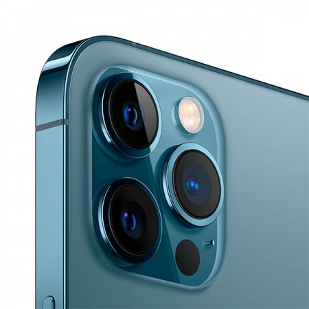 Cámaras iPhone 12 Pro Max Azul pacífico