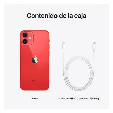 Caja iPhone 12 Mini (PRODUCT)RED