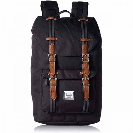 comprar-mochila-herschel-negra
