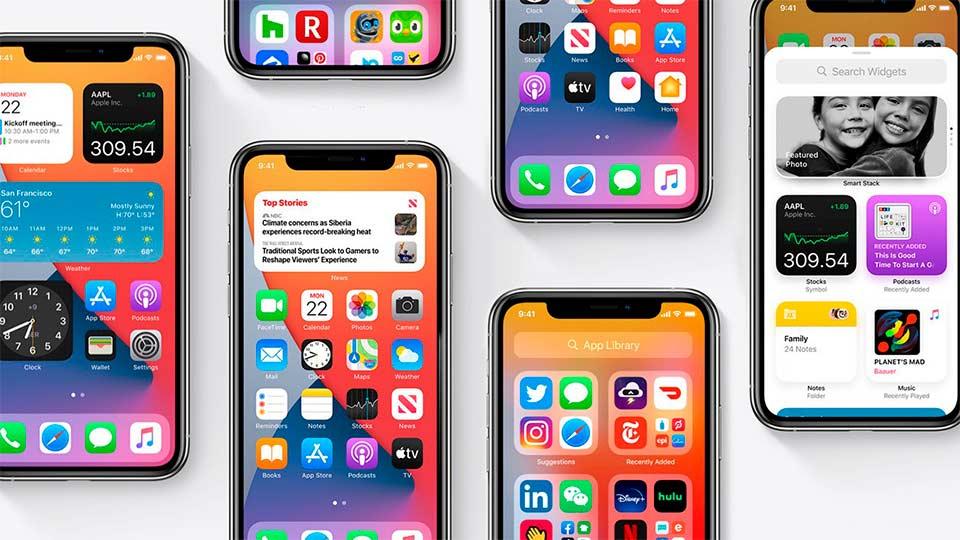 widgets ios14