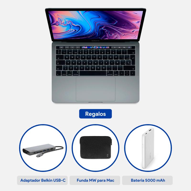 Oferta MacBook Pro Aniversario Sicos 2021