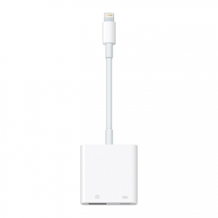 Adaptador Apple lightning USB