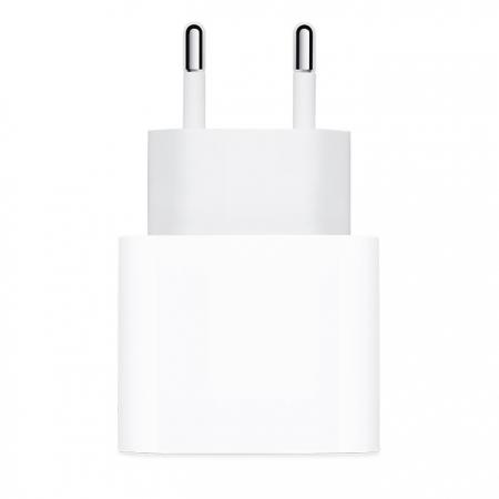 Cargador Apple de 20W para iPhone 12, 12 Pro, 12 MIni, 12 Pro Max