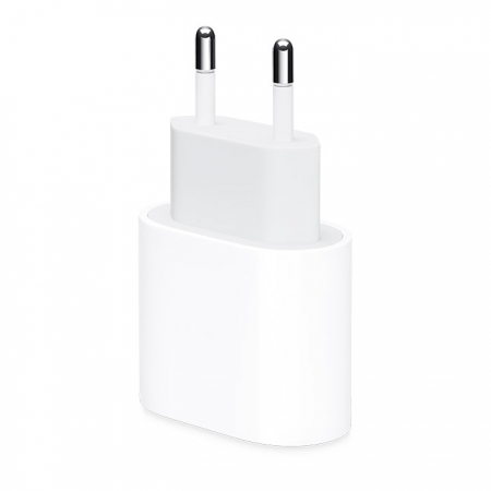 Cargador Apple de 20W para iPhone 12, 12 Pro, 12 MIni, 12 Pro Max