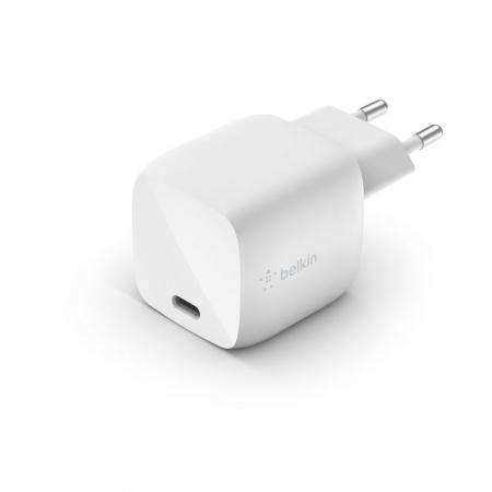 Cargador rápido de 30w para iPhone, iPad y Mac de Belkin