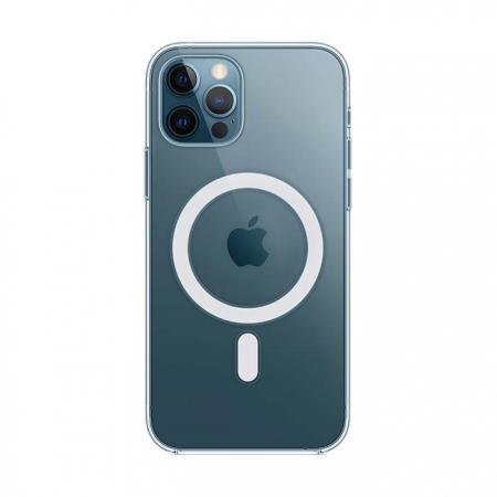 Funda transparente Apple MagSafe iPhone 12 Pro Max