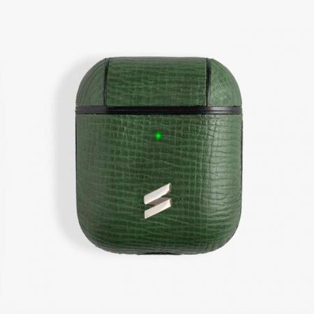 Funda AirPods Corteccia Verde de Suritt