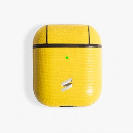 Funda AirPods Corteccia Amarilla de Suritt