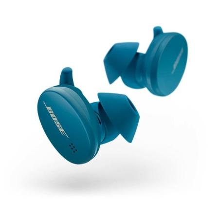 comprar auriculares deportivos inalámbricos azules