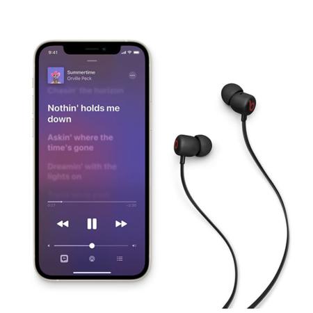 comprar auriculares inalámbricos Beats flex negros