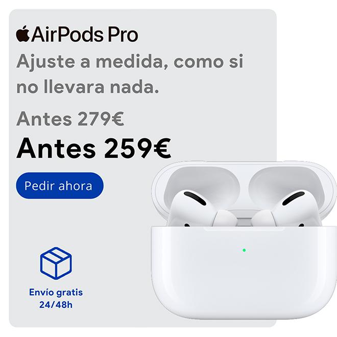 Ofertas AirPods Pro