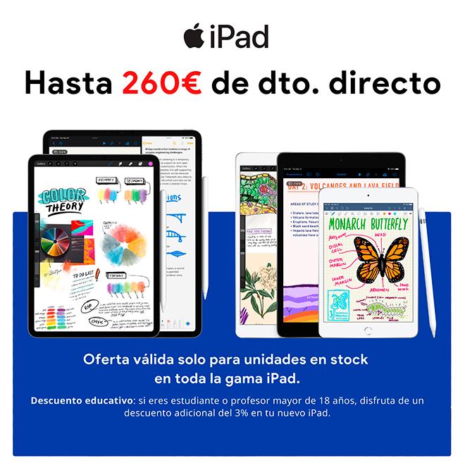 Ofertas iPad