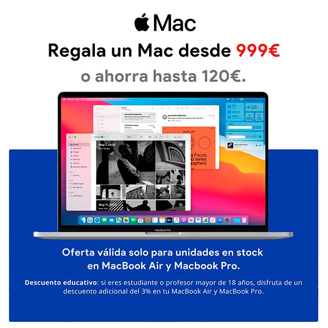 Ofertas Mac 2021