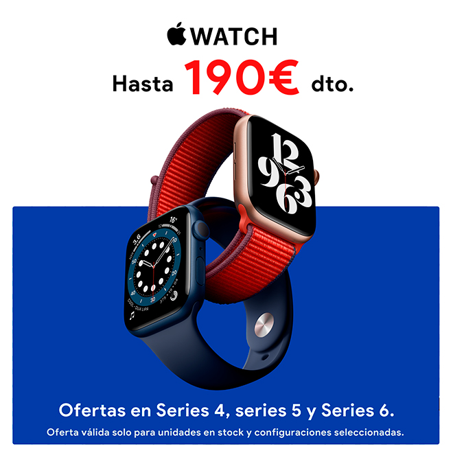 Ofertas Apple Watch 2021