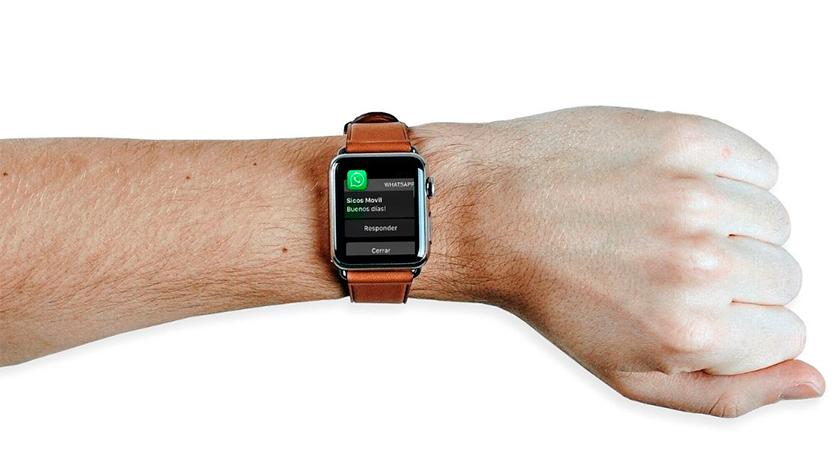 Notificaciones Apple Watch