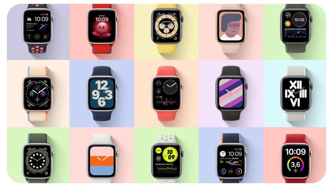 Apple Watch compatibles con actualización