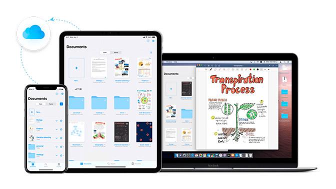 Aplicación para iPad: GoodNotes