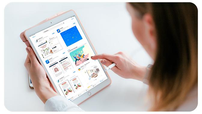 Aplicaciones para iPad: Notability