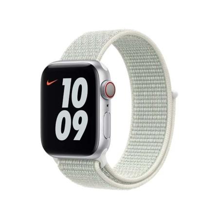 comprar correa Apple Watch aura apícea gris clarito blanco 40mm