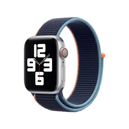 comprar correa loop azul marina para Apple Watch 40mm