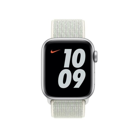 comprar correa Apple Watch aura apícea gris clarito blanco 40mm