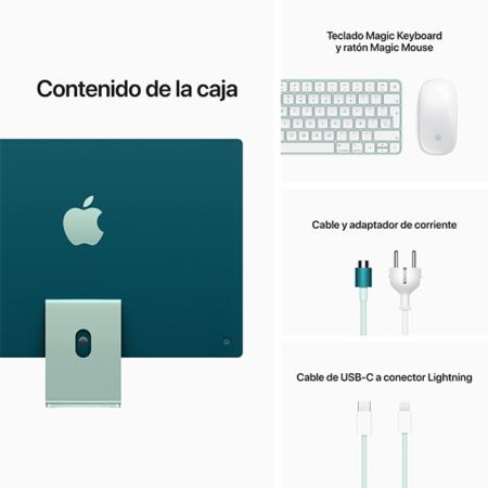iMac 24 pulgadas Verde