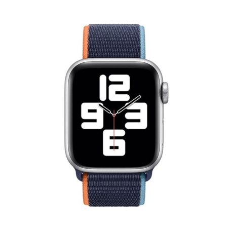 comprar correa loop azul marina para Apple Watch 40mm