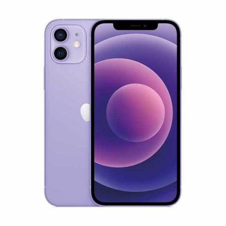 comprar iPhone 12 púrpura morado