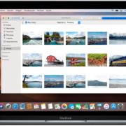 Sincronizar iphone y mac
