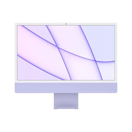iMac 24 pulgadas púrpura