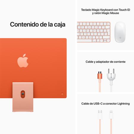iMac 24 pulgadas Naranja