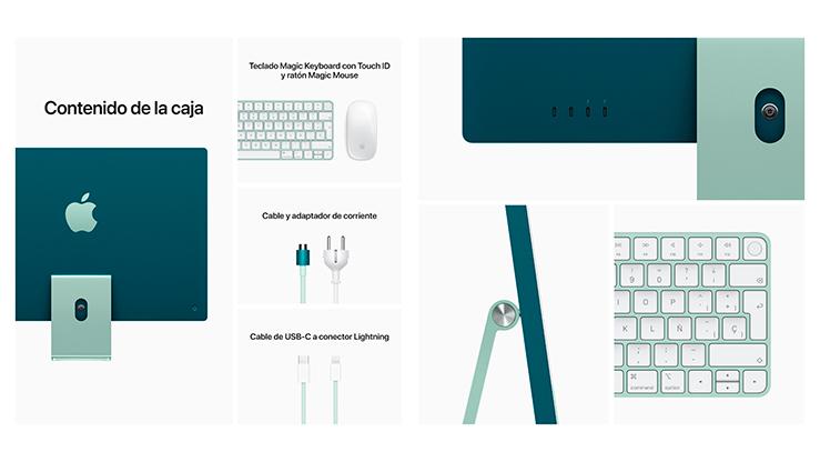 Caja iMac 24 pulgadas