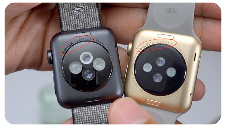 Cómo saber qué modelo de Apple Watch tienes